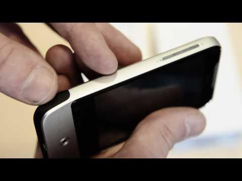 Unboxing HTC Legend