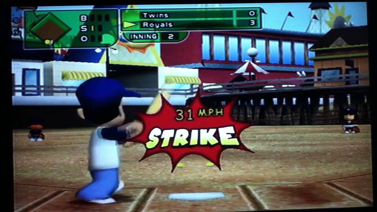 backyard baseball game 10 part 1 youtube