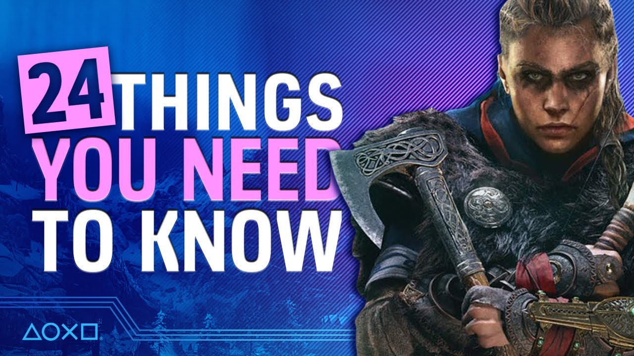 Assassin's Creed Valhalla - 24 Things You Need To Know Before You Play