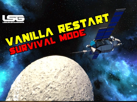 Space Engineers - Joint Survival New Moon Vanilla Restart SE7