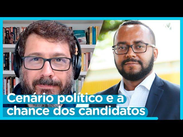 Conversas: leitura sobre as eleições de 2022 por Creomar de Souza