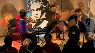 Beethoven String Quartet No. 15 in A minor,  Op. 132 - Ying Quartet (Live)