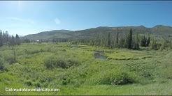 Colorado Cycling Keystone to Dillon Bike Path