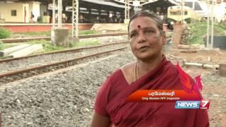 Women RPF inspector 'Parameshwari in Phoenix Pengal | News7 Tamil Program