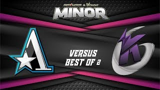 Aster vs Keen Gaming | Starladder Qualifiers | Best of 2