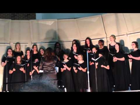 Archbishop Chapelle High School 2015 Chorale Christmas Concert 1
