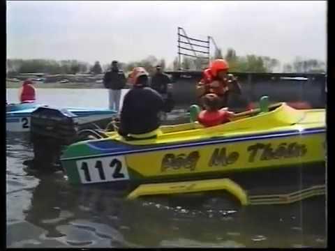 British Waterski Racing 1998 (full edit)