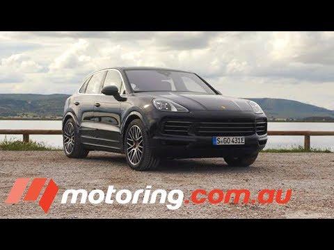 2018 Porsche Cayenne E-Hybrid Review | motoring.com.au