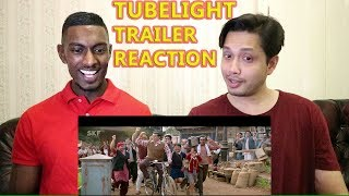 Tubelight Trailer Reaction | With Shahrukh Khan Fan (Hari) | By Stageflix