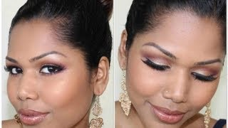 Classy and polished evening makeup Thumbnail