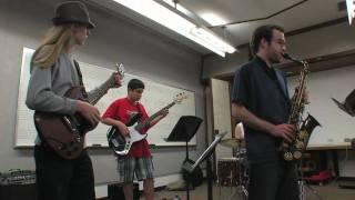 CalArts CAP Master Class: Charlie Haden