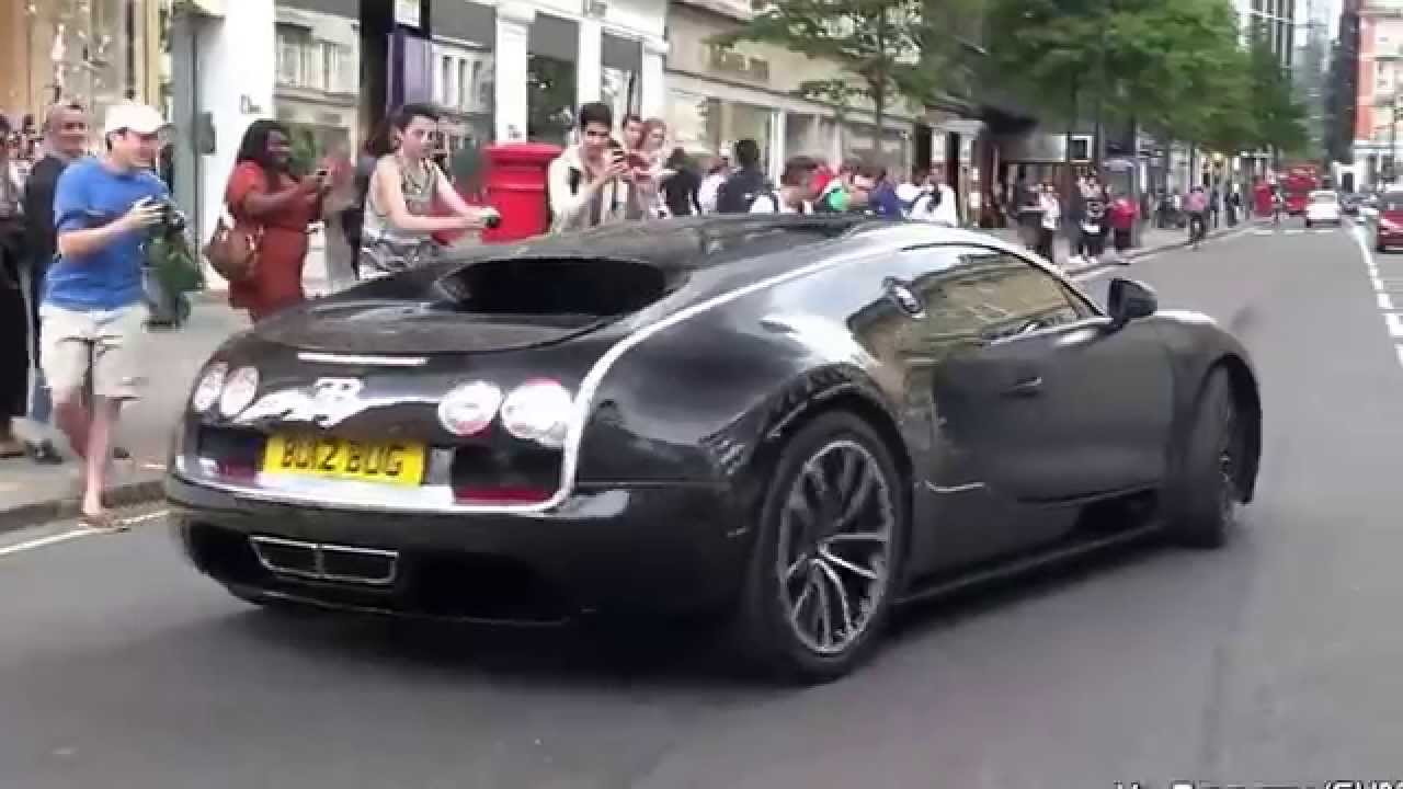 Bugatti Veyron 16 4 Super Sport On Street Youtube