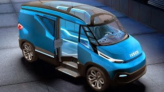 Iveco Vision Study Concept 2014