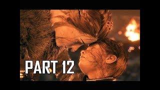A Plague Tale Innocence Walkthrough Part 12 - Boss Knight Nicholas (Gameplay Commentary)