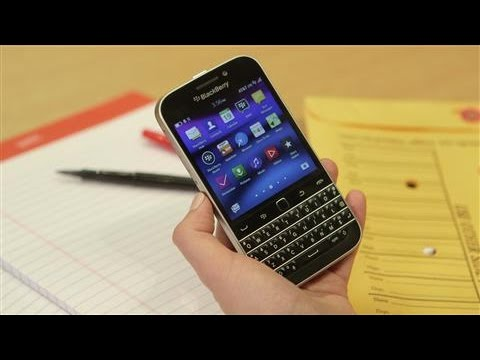 BlackBerry Classic Video Review