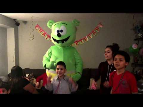 Gummy Bear Party | gummibär | osito gominola