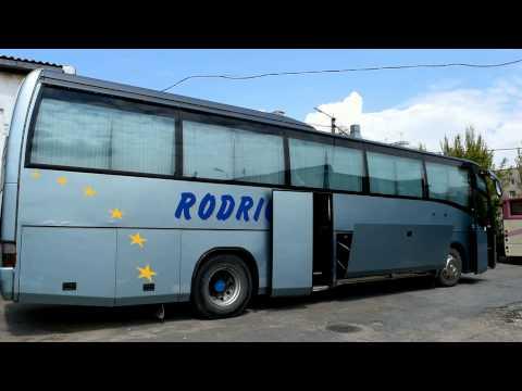 Заказ автобуса Херсон