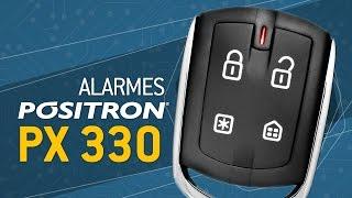 Alarme Automotivo Pósitron Cyber PX 330