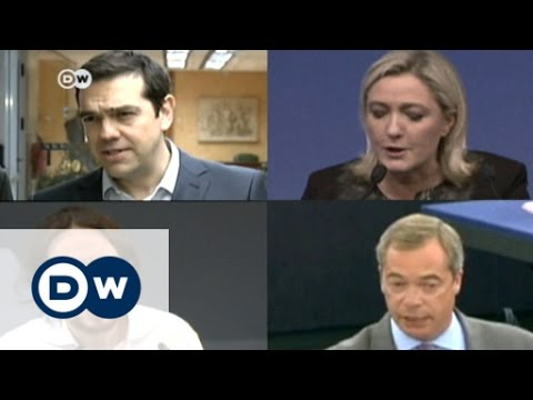 Anti-EU populism: Where left meets right | DW News
