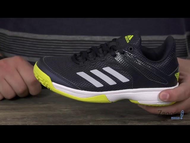 adidas Adizero Club K Junior Tennis Shoes