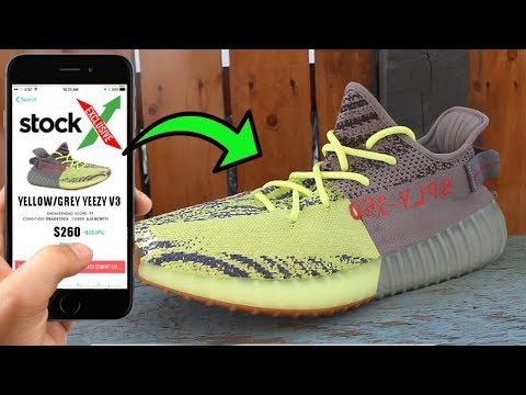 9844ba7fc7724 FIRST LOOK AT THE YEEZY V3