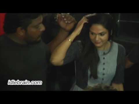 DJ Duvvada Jagannadham team at Sandhya 35MM, RTC X Road - idlebrain.com