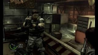 Resident Evil 5 PC gameplay