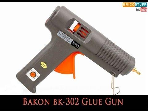 pistolet colle lectrique 120w bakon bk 302 hot melt. Black Bedroom Furniture Sets. Home Design Ideas