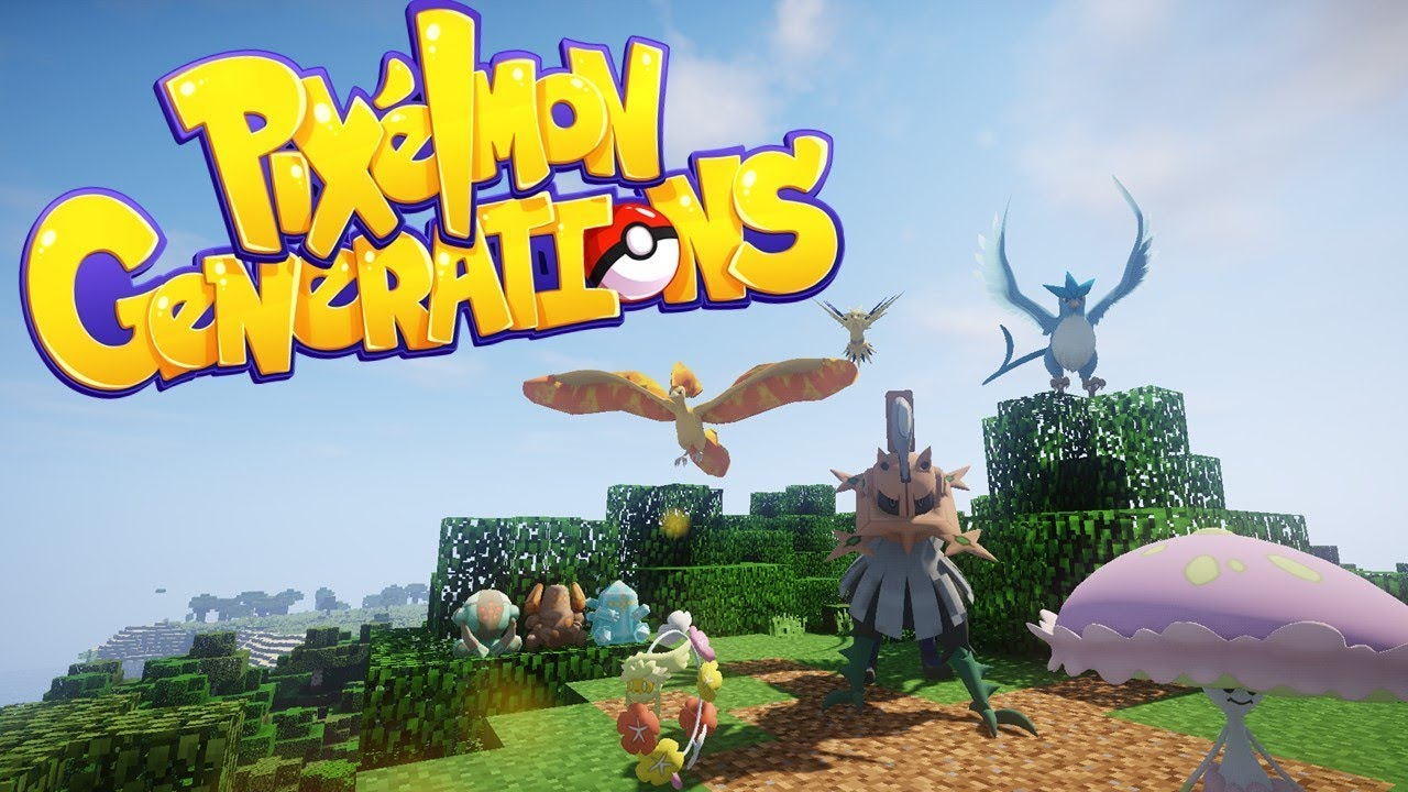 Home - Pixelmon Generations