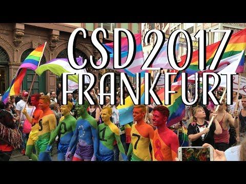 Was DIR der CSD bedeutet 🏳️🌈♥️ CSD FRANKFURT 2017