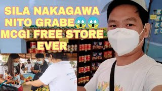 WORLDWIDE MCGI FREE STORE FIRST TIME IN HISTORY