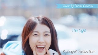 [Cover]The Ark-The light by Purple Cherries بنات عرب يغنون كوري