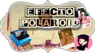 Efecto Polaroid (Camara Instantanea) DESCARGAR polaDroid