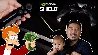 Nvidia Shield Review - Shut Up and Take my Money!