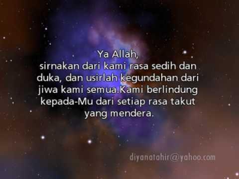 Ya Allah- (Jangan Bersedih-Dr. Aidh al-Qarni)