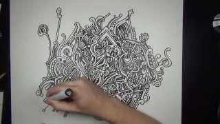 drawing doodle simple drawings paintingvalley