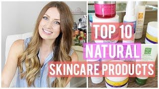 Top 10 Natural Skincare Products   Kendra Atkins