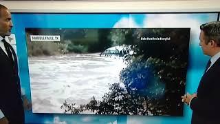 Marble Falls Flood October 16, 2018