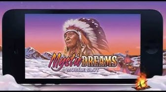 Mystic Dreams Mobile Slot [GoWild Casino]