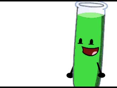 Inanimate Insanity Fan Animation: Test Tube's Big Solo