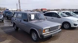 ВАЗ 2104 2012.  Обзор автомобиля