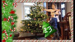 VLOGMAS 13:Prezenty z IKEA # Mamy choinkę