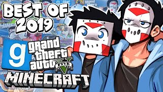 H2O DELIRIOUS 2019! - BEST OF GTA 5, GMOD & MINECRAFT!!!