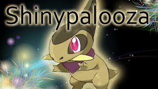 Roblox: Project Pokemon| CODE - Shinypalooza + Increased Shiny Chance Update!