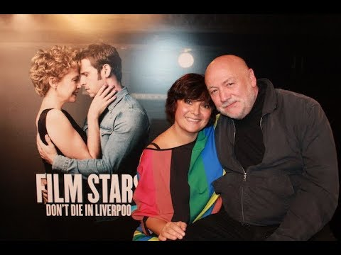 Peter Turner chats about his love for Gloria Grahame in Film Stars don't die in Liverpool