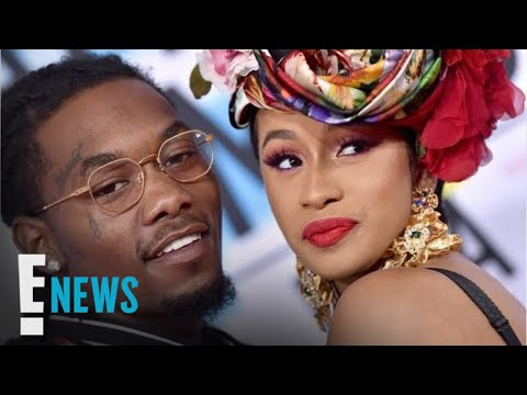 Cardi B & Offset Pack On PDA On a Yacht | E! News