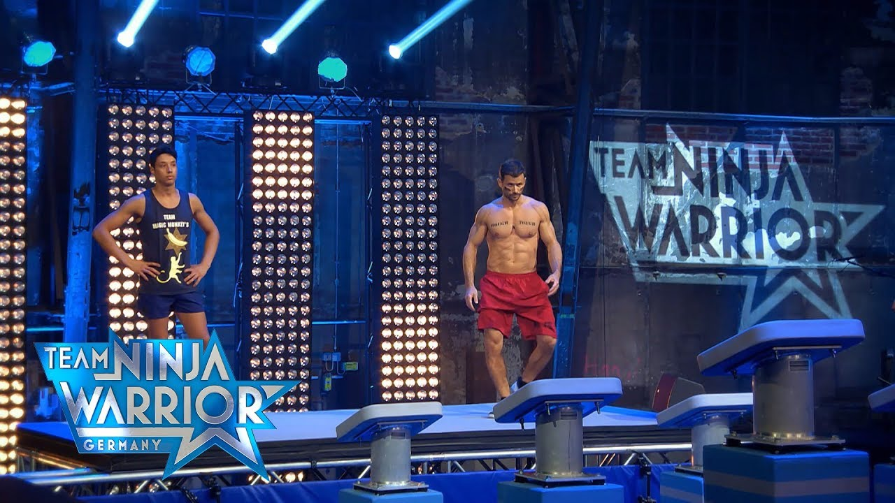team ninja warrior germany finale