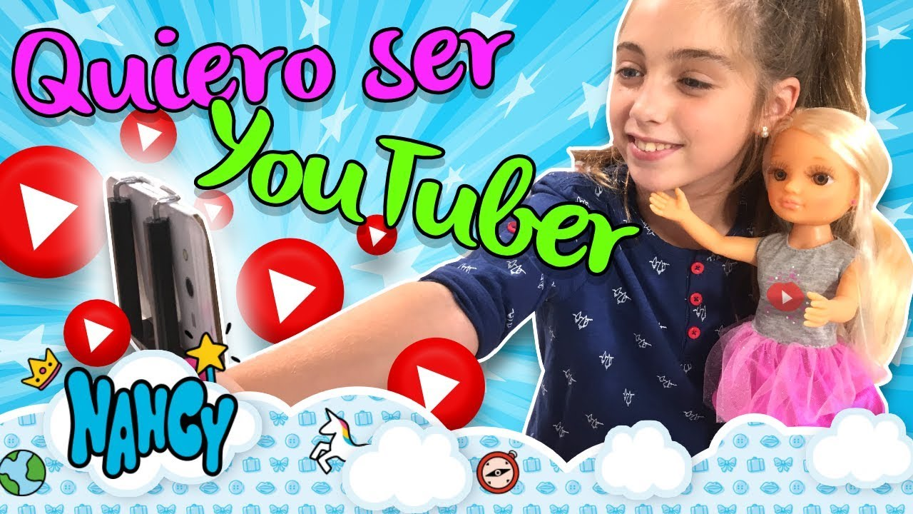 CONCURSO con CRAZY HAACKS y regalo de AGENDAS / Y cómo ser YOUTUBER ▶ con Nancy Fashion! #1