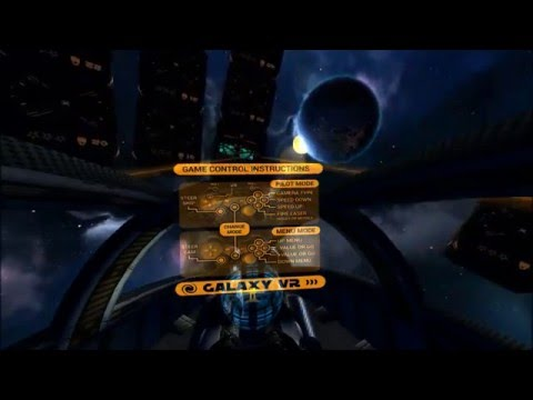 Galaxy VR Android Phone Virtual Reality Game