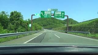 [車載動画2018-05-05]E27舞鶴若狭自動車道「福知山IC→敦賀JCT」